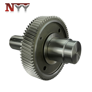 Mining machinery high speed gear shaft