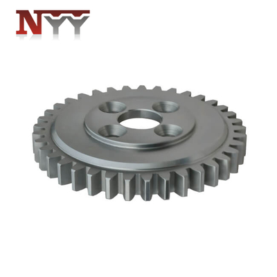 Bottle can necker machinery AISI 4340 AGMA class 11 spur gear tooth grinding