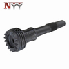 Marine impeller DIN class 5 hertz type gear shaft