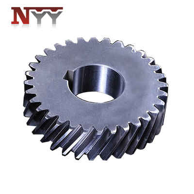 Compressor gear in DIN 6 and AGMA 11