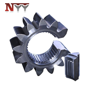 Wind turbine 18CrNiMo7-6 gear