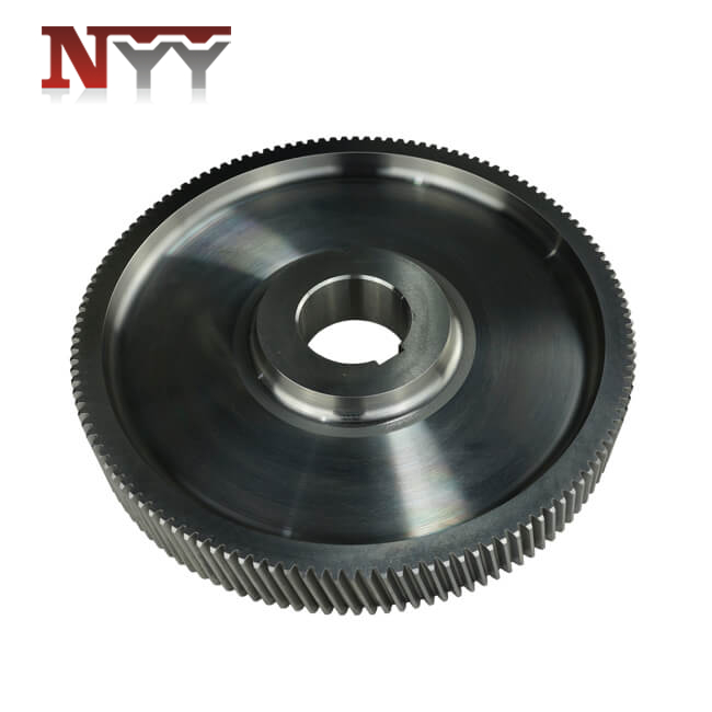 Metallurgy machinery soft tooth flank helical gear